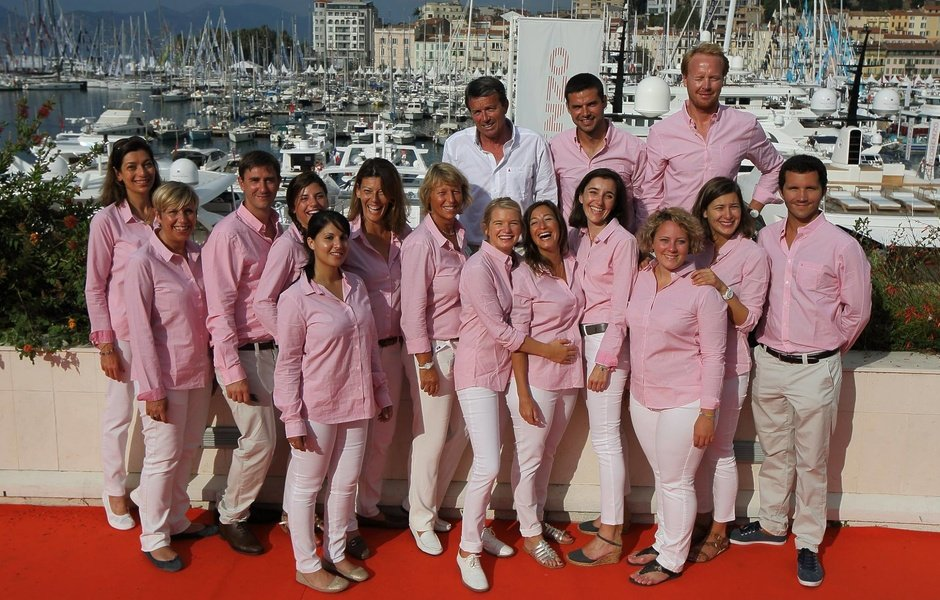 Команда Cannes Yachting Festival