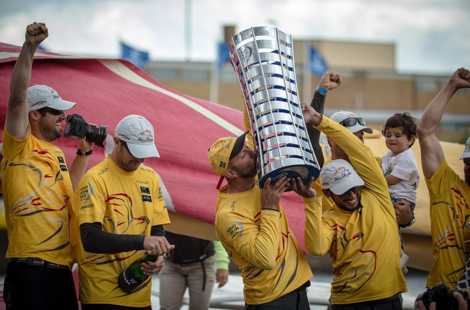 Volvo Ocean Race Final: All Goods Ever End