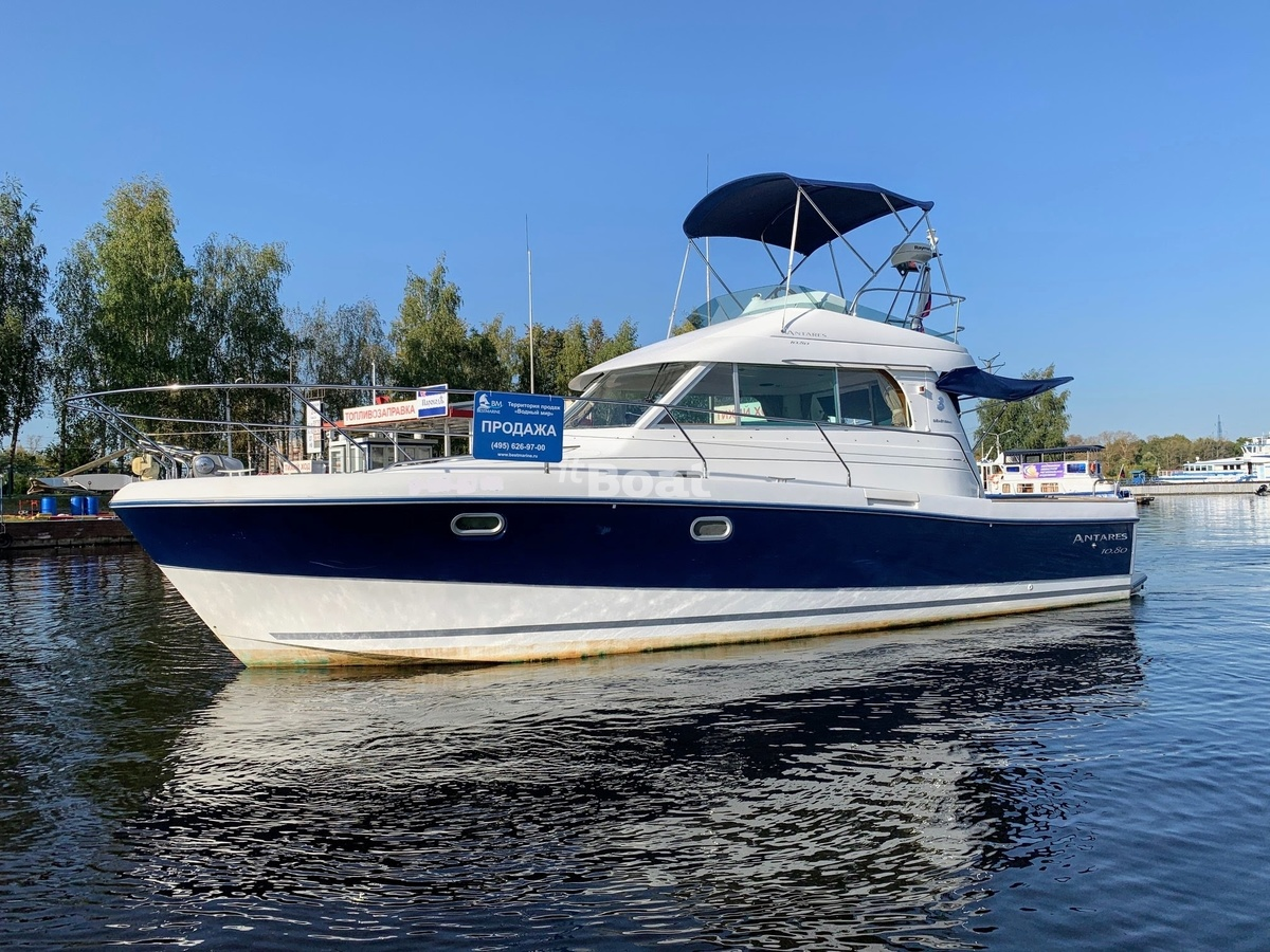 2007, Beneteau Antares 11 Fly