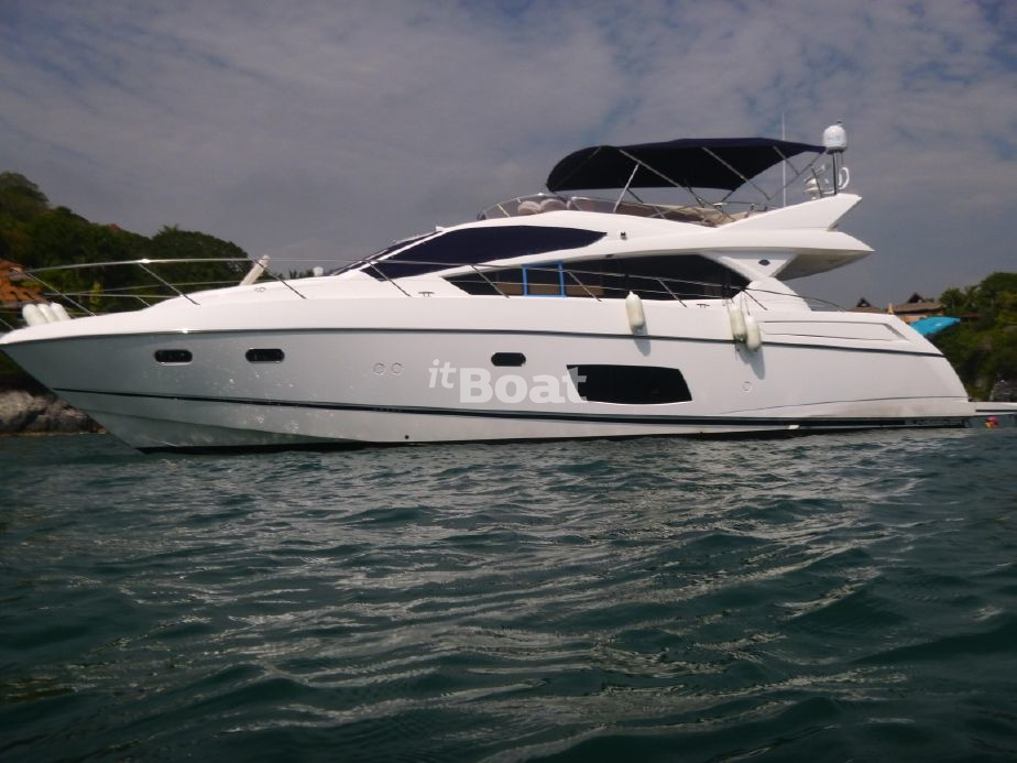 Sunseeker Manhattan 63