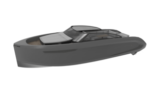 RAND BOATS Pursuit 37