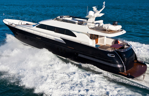 Continental II 25.00 Flybridge