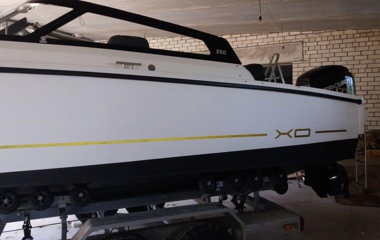 2016, XO 250 OPEN