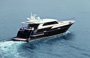 Continental II 18.50 Wheelhouse