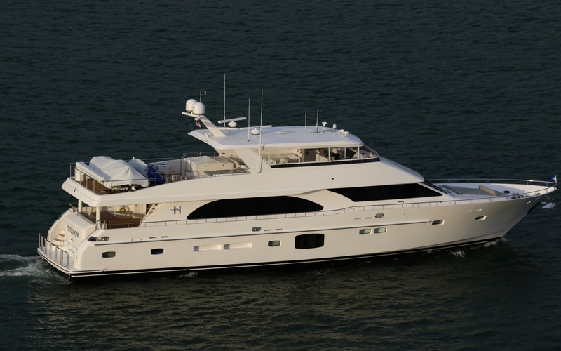 Hargrave 95' Flush Deck
