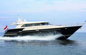 Continental II 23.00 Wheelhouse