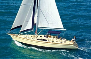 Island Packet Yachts IP485