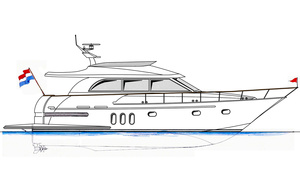 Continental II 15.00 Flybridge