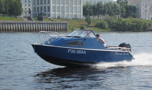 Barents Boats 540 CC