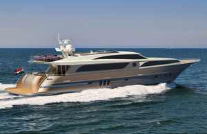 Continental III 30.00 Flybridge