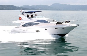 Majesty Yachts 56