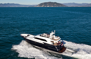 Continental II 20.00 Flybridge