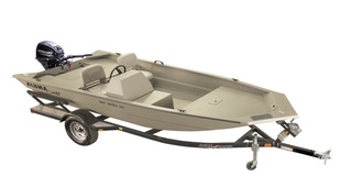 Alumacraft MV1650 AW SC