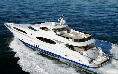Gulf Craft 118 Majesty