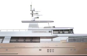 Continental 2850 Flybridge