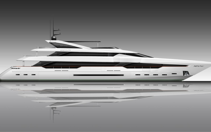 DL Yachts Dreamline 49