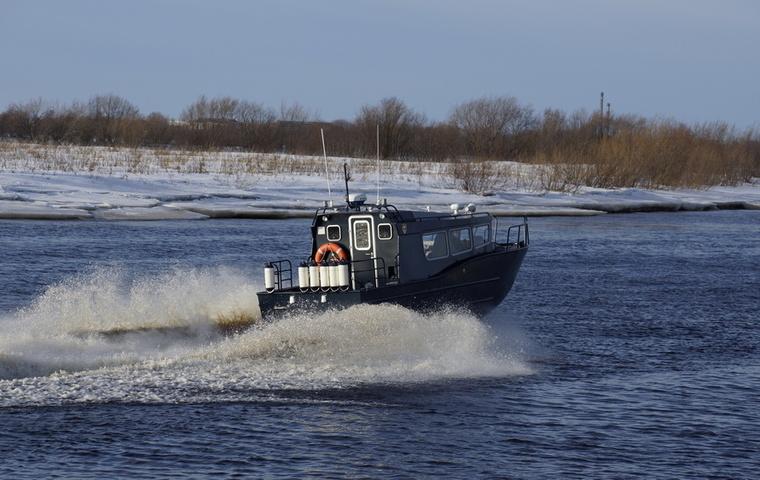Barents Boats 900