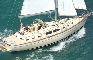 Island Packet Yachts IP465