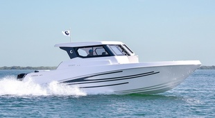 Gulf Craft Silvercraft 31 HT