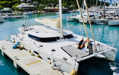 Fountaine Pajot 65 Galathea