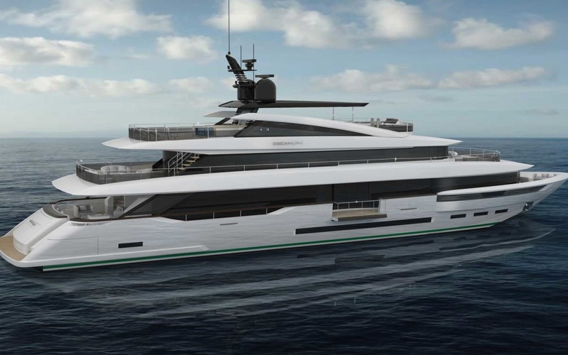 DL Yachts Dreamline 46