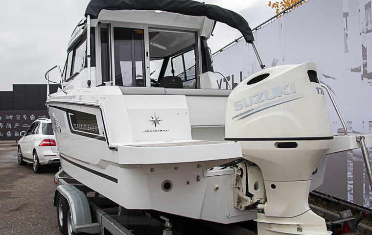Jeanneau Merry Fisher 695 S2