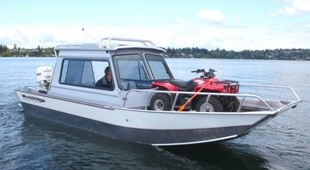 Wooldridge 20' Super Sport Drifter