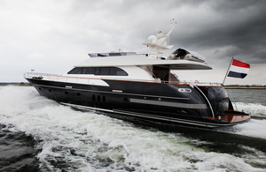 Continental II 23.00 Flybridge