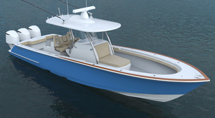 Valhalla Boatworks  Valhalla Boatworks V-37