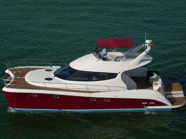 Flash Catamarans 43