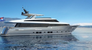 Wim van der Valk Raised Pilothouse 32M