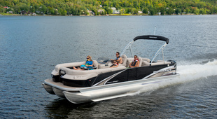 Princecraft Vogue 25 XT