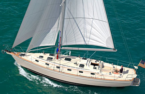 Island Packet Yachts IP460