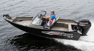 Princecraft Holiday 162 DLX WS