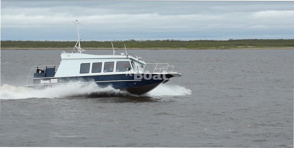 Barents Boats 9000