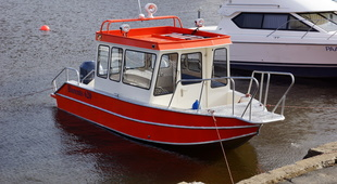 Barents Boats 620 MC