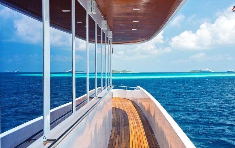2012, Maldives Explorer Liveaboard