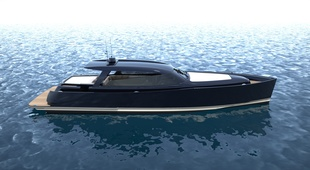 Contest Yachts 52MC T-top