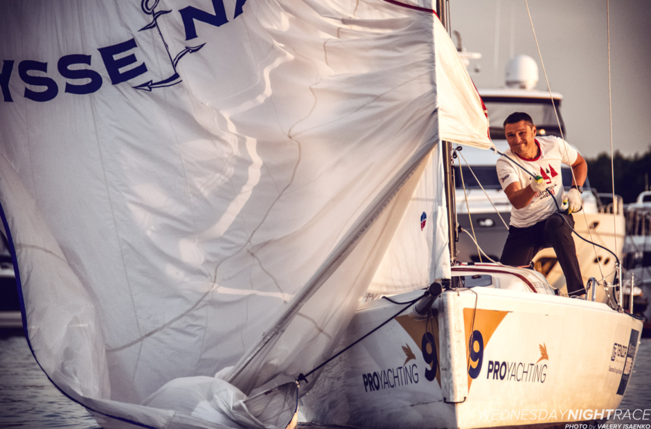 Guide to types of sailing equipment
