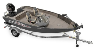 Princecraft Holiday 162 DLX SC