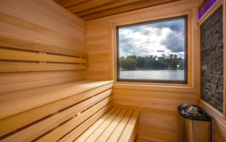 Houseboat.ru Heliboat 209