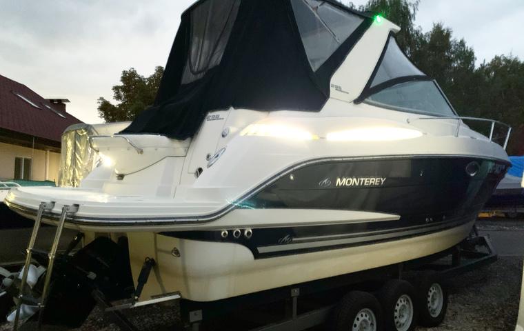 Monterey 295SCR