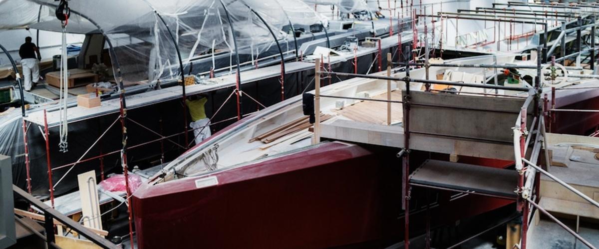 Maori Yacht