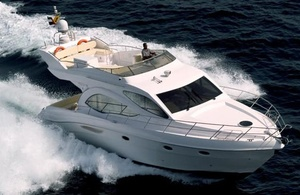 Majesty Yachts 44