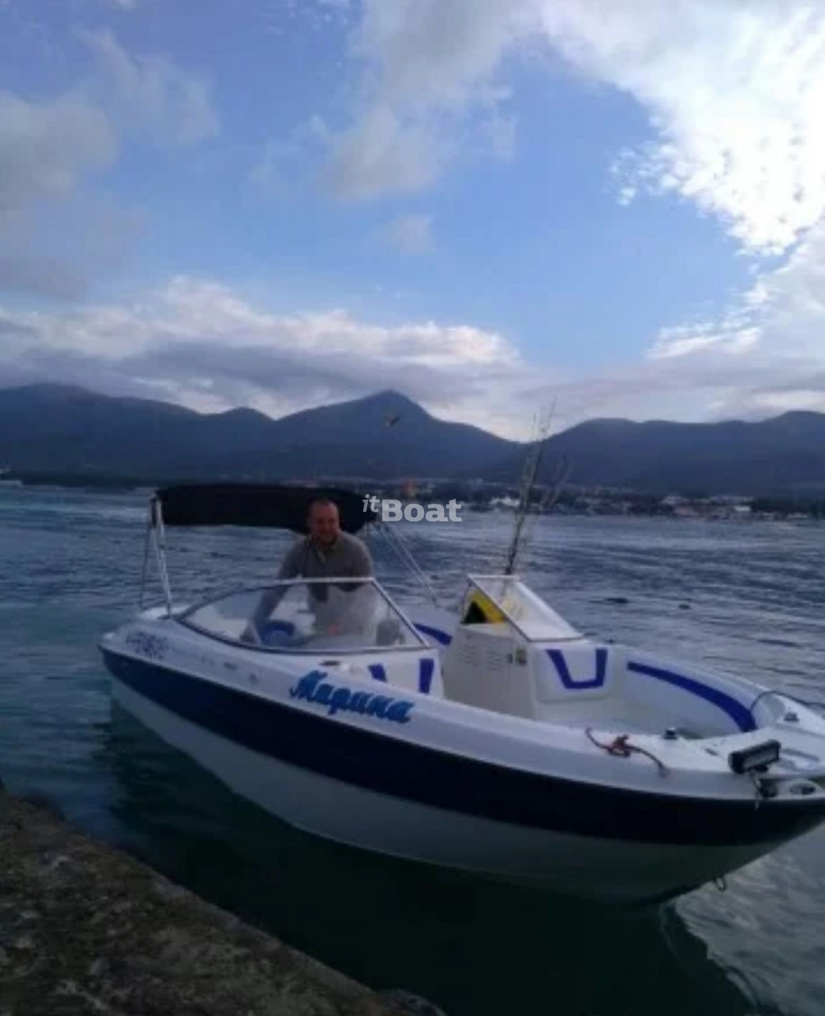 Bayliner 217 Deck Boat