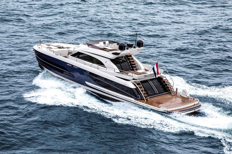 Van der Valk BeachClub 660 Flybridge