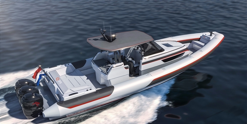Extreme Dutch Quality Yachts BV Q39