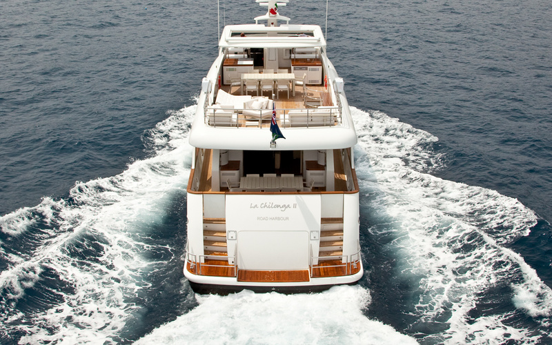Benetti Sail Division 90 Extended