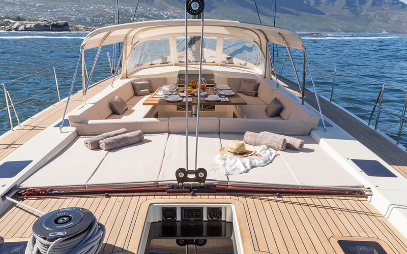 Southern Wind SW82 Flush Deck