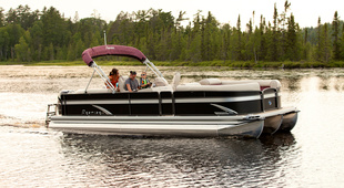Premier Pontoons SunSation RF